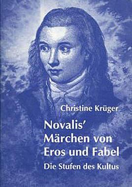 Novalis' Märchen von Eros und Fabel - Mängelartikel - Cover leicht beschädigt