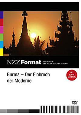 Burma - Der Einbruch der Moderne - Mängelartikel - Cover leicht beschädigt