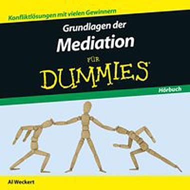 Grundlagen der Mediation für Dummies Hörbuch - Mängelartikel