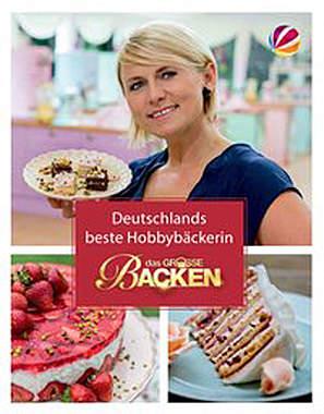 Das Große Backen: Deutschlands bester Hobbybäcker-Das Siegerbuch - Mängelartikel_small