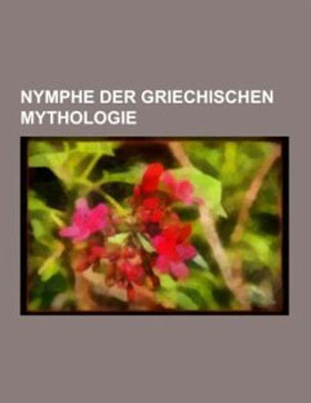 Nymphe der griechischen Mythologie - Mängelartikel_small