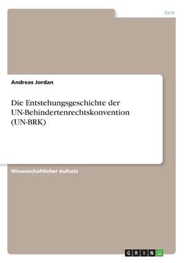 Die Entstehungsgeschichte der UN-Behindertenrechtskonvention - Mängelartikel_small