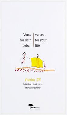 Psalm 23 in Bildern / in pictures: - Mängelartikel_small