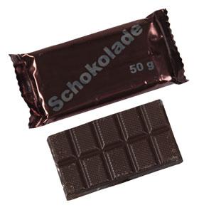 BW Schokolade, Original Bundeswehr Produktion - 50 g_small