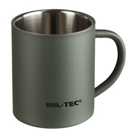 Mil-Tec® Trinkbecher 'Insulated' - 300 ml_small