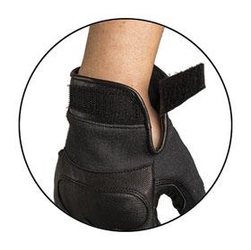 Taktische Handschuhe Leder / Aramid_small02