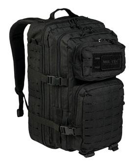 US Assault Pack Rucksack Laser Cut - groß_small