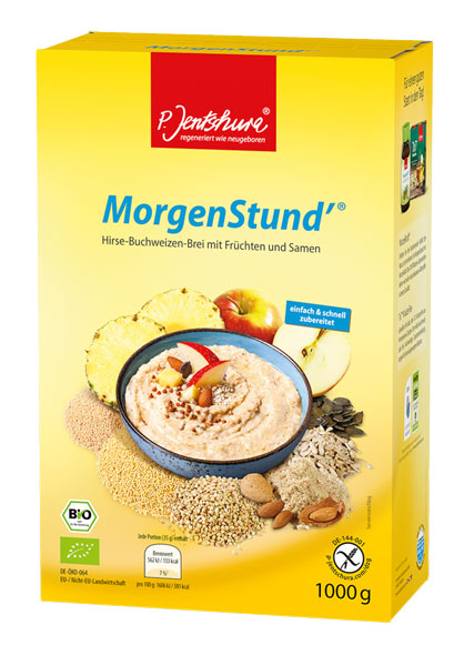 Jentschura ®  MorgenStund' - 1000 g - vegan (bio)