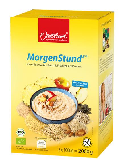 Jentschura ®  MorgenStund' - 2000 g -vegan (bio)