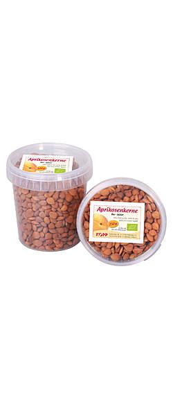 Aprikosenkerne (Bio) - 500g -bitter von  | Kopp Verlag
