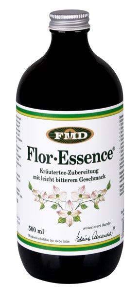Flor*Essence - Flüssige Kräuterteemischung