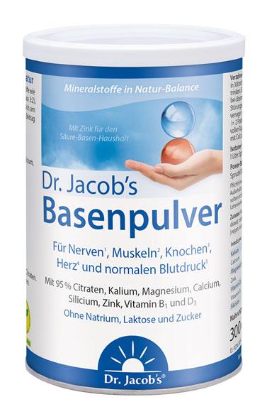 Dr. Jacob's Basenpulver
