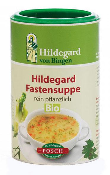 Hildegard von Bingen Fastensuppe