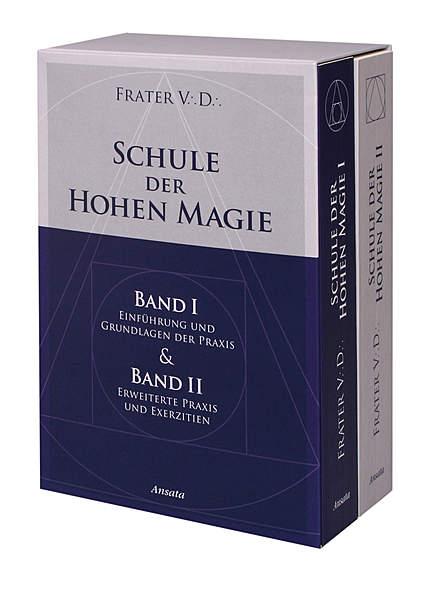 Schule der Hohen Magie von Frater V.D. | Kopp Verlag