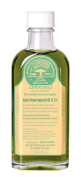 100ml Soli-Chlorophyll-Öl S21