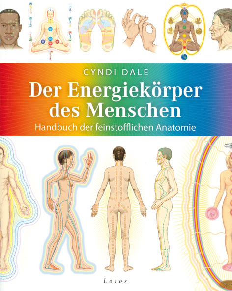 Der Energiekörper des Menschen