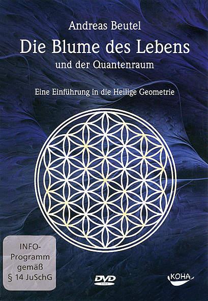 Die Blume des Lebens und der Quantenraum