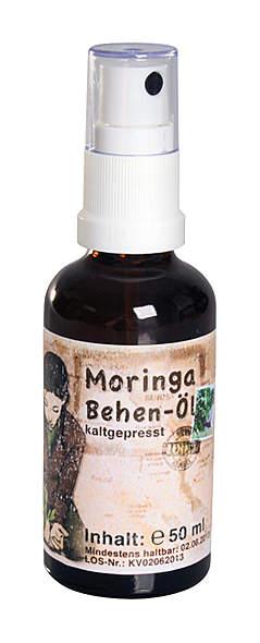 Moringa Behen-Öl kaltgepresst von  | Kopp Verlag