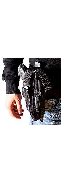 Pfefferspray Pistole Gürtelholster