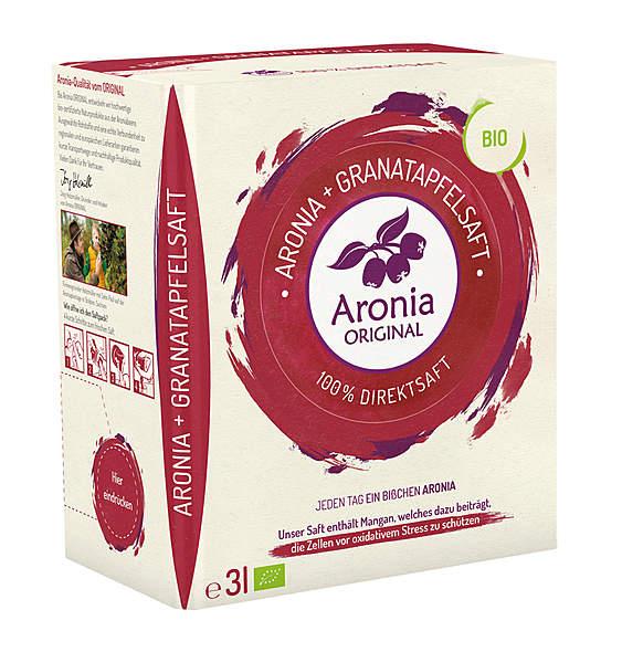 Bio Aronia + Granatapfel