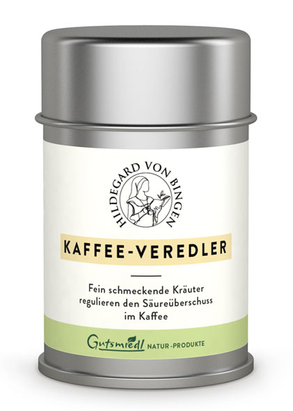 Hildegards Kaffee-Veredler - vegan