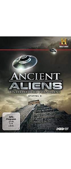 Ancient Aliens - Staffel 2