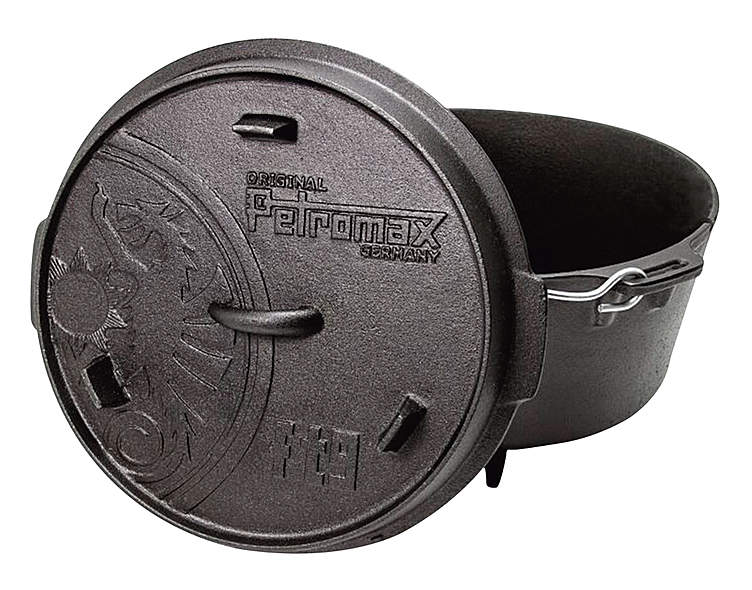 Petromax - Feuertopf / Dutch Oven - ft9
