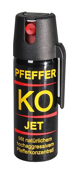 Verteidigungssprays Pfefferspray (CS Gas) / Bild: Kopp-Verlag