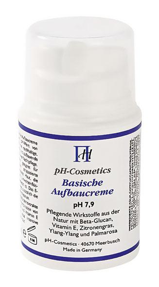 Basische Aufbaucreme (pH 7,9)