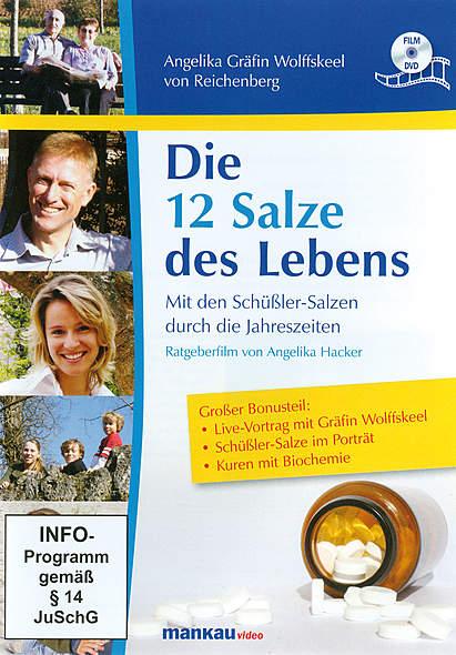DVD - Die 12 Salze des Lebens