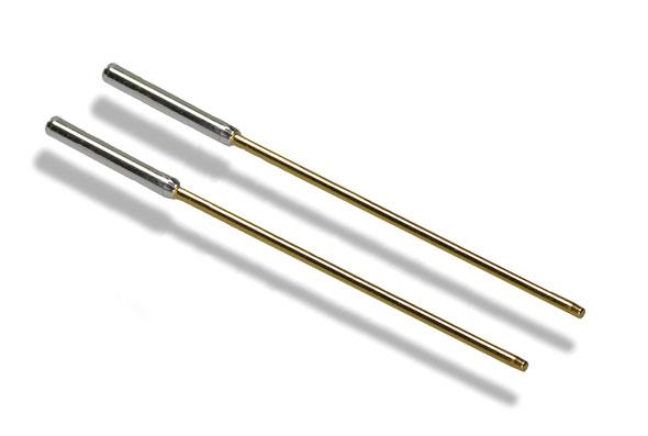 Goldelektroden für den Ionic Pulser 1 Paar