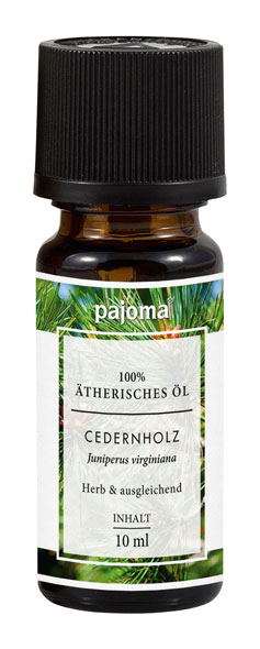 Ätherisches Öl Cedernholz