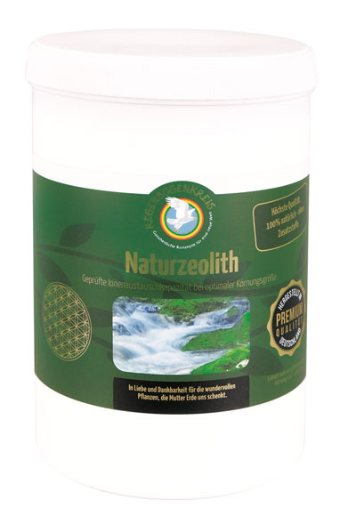 Naturzeolith 500 g - vegan