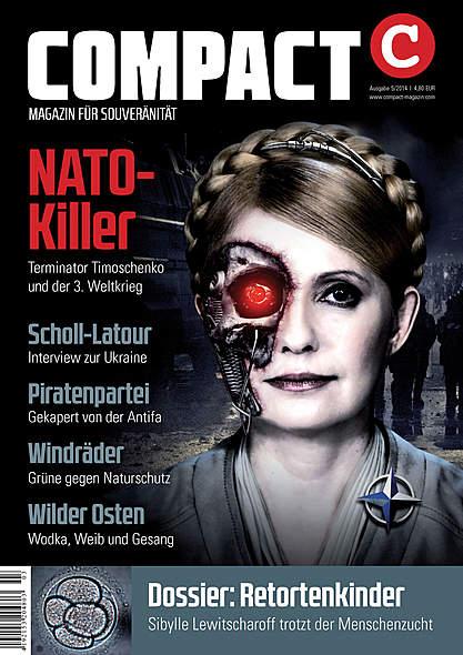 Compact Magazin - Ausgabe 5/2014 von  | Kopp Verlag