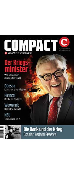 Compact Magazin Ausgabe 6/2014