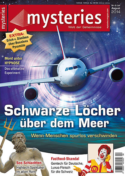 mysteries   Ausgabe Juli/August 2014