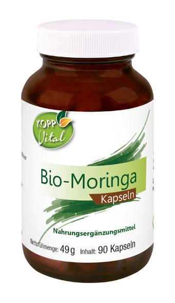 Kopp Vital bio Moringa 450mg von  | Kopp Verlag