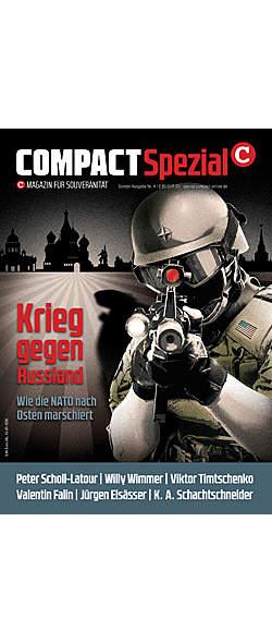 COMPACT-Spezial Nr. 4 - Krieg gegen Russland von  | Kopp Verlag