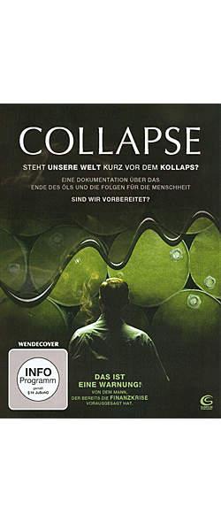 Collapse DVD von Chris Smith | Kopp Verlag