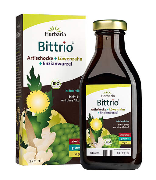 Bittrio - Kräuterelixier - vegan (bio)
