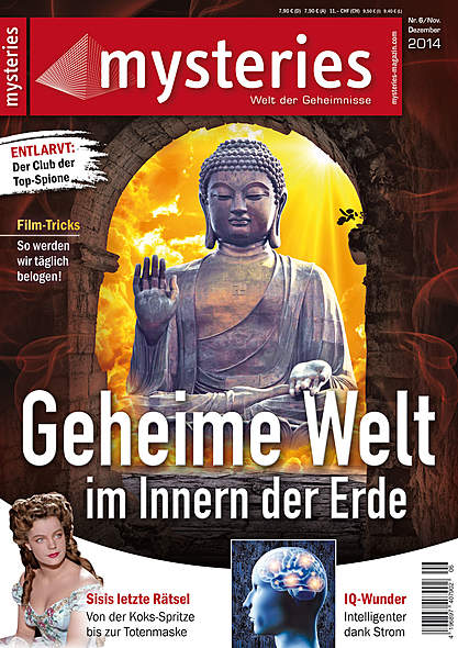 mysteries Ausgabe November/Dezember 2014