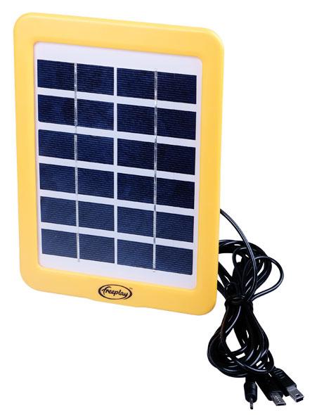 Solar Panel für Indigo Plus