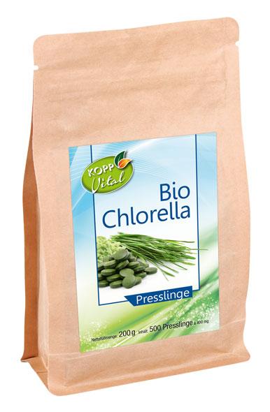 Kopp Vital Bio Chlorella - vegan