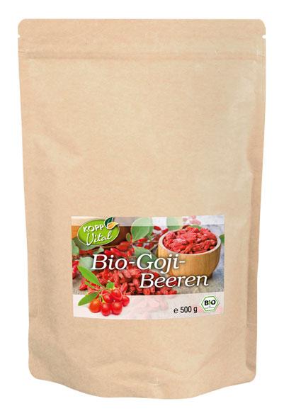Kopp Vital Bio-Goji Beeren