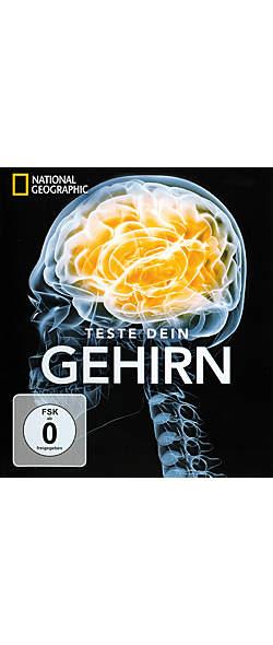 Teste dein Gehirn Blu-Ray von National Geographic | Kopp Verlag