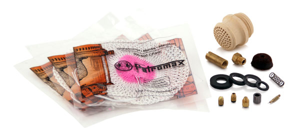 Petromax Verschleißteilset für Petromax HK 500 - 17 Teile