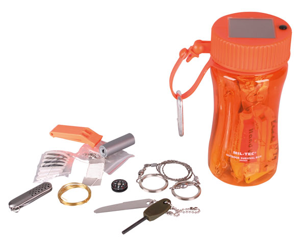 Outdoor Survival Kit Extrem