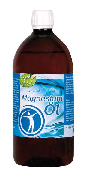 Kopp Vital Magnesium-Öl 100% Zechstein 1000 ml - vegan