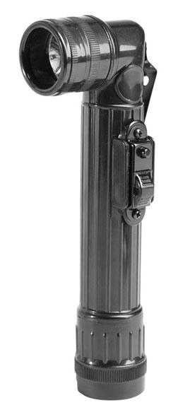 LED Winkeltaschenlampe 21cm - Preishit