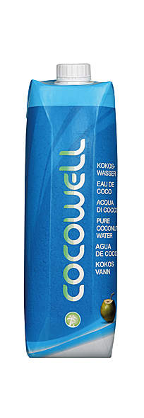 Cocowell PUR 1 Liter
